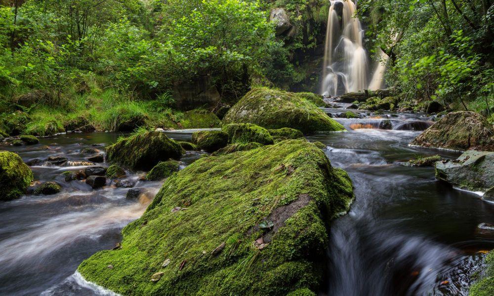 Yorkshire Waterfall