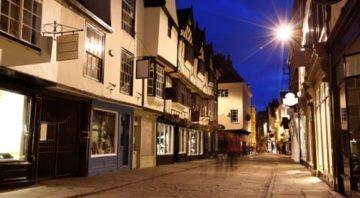 The Original Ghost Walk of York